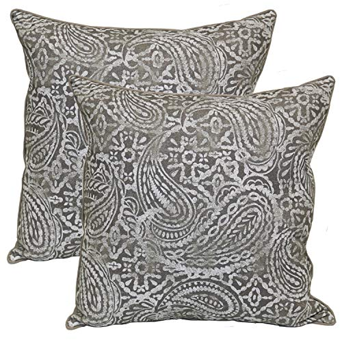 (Better Homes and Gardens Ornate Paisley Toss Pillow - Set of)