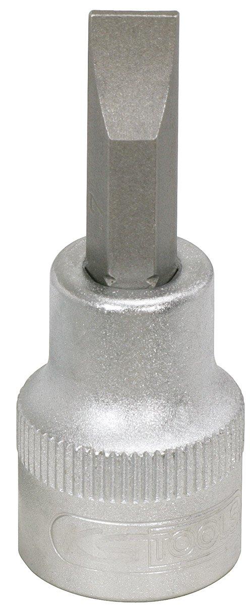 KS Tools 911.3878 3/8' Bit-Stecknuss Schlitz, 5,5mm