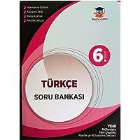 Zeka Küpü 6. Sınıf Türkçe Soru Bankası Zeka Küpü Yayınları