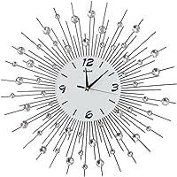 Hierro Dispersado Reloj de pared Personalidad Decoración Creativo