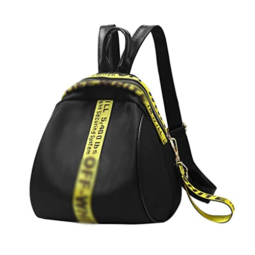 WanYang Bolso Negro De Las Señoras Gran Capacidad Bolsa De Escuela Casual Impermeable Mochilas De Vestir Mujer: Amazon.es: Zapatos y complementos