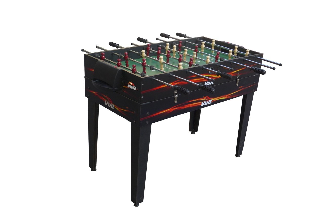 Amazon.com : Voit 4 In 1 Table Game Foosball Air Hockey Pool Basketball,  48 Inch : Sports U0026 Outdoors