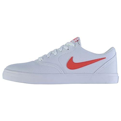 Nike Hombre SB De Cuadros Canvas Hombre Skate Zapatos Zapatillas Calzado Casual 46: Amazon.es: Zapatos y complementos