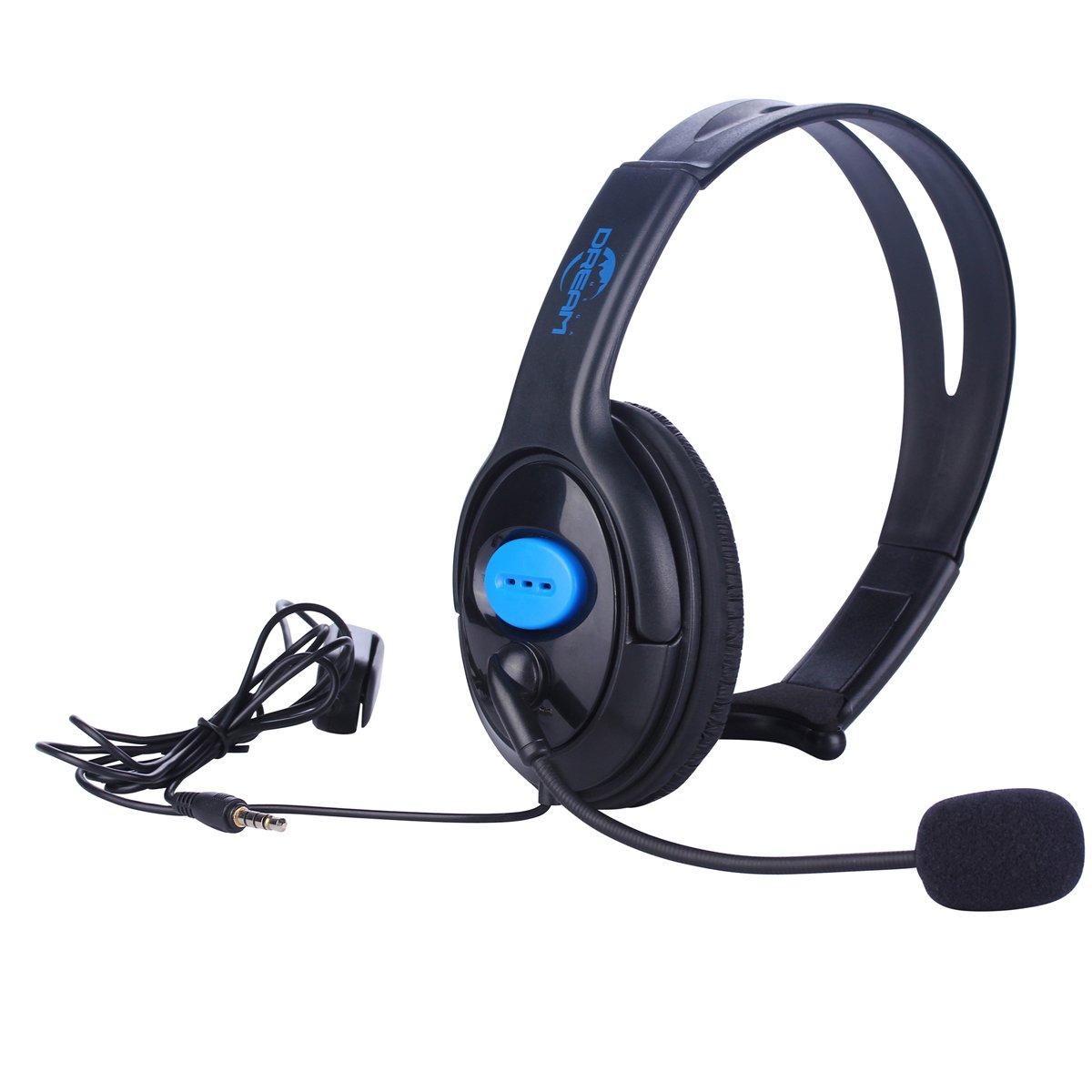 ps4 gaming headset cestore unilateral audio jack. Black Bedroom Furniture Sets. Home Design Ideas