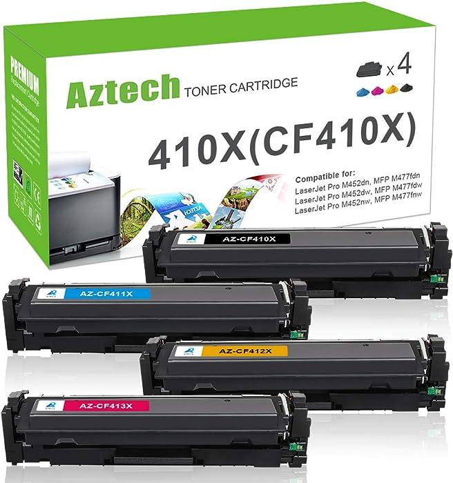 Updated 2021 – Top 10 Hp Color Laser Jet Pro Mfp M477fdw Printer