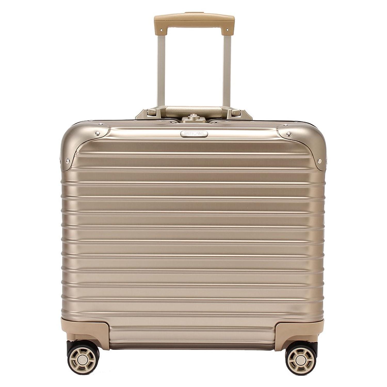 [ リモワ ] RIMOWA Topas Titanium トパーズ チタニウム 945.40 94540 スーツケース キャリーバッグ 920.40.03.4 (920.40.03.4) 並行輸入品 B00O2O2HD8