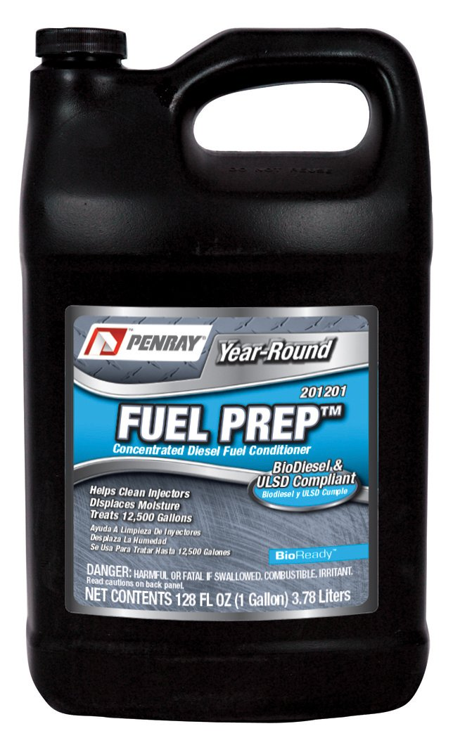The Penray Companies Fuel Prep 201201 Concentrated Diesel Fuel Conditioner - 1-Gallon Jug by The Penray Companies