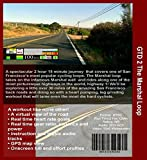 Going the Distance - The Marshal Loop - Marin County California - Virtual Indoor Cycling / Spinning Workout Blu-Ray