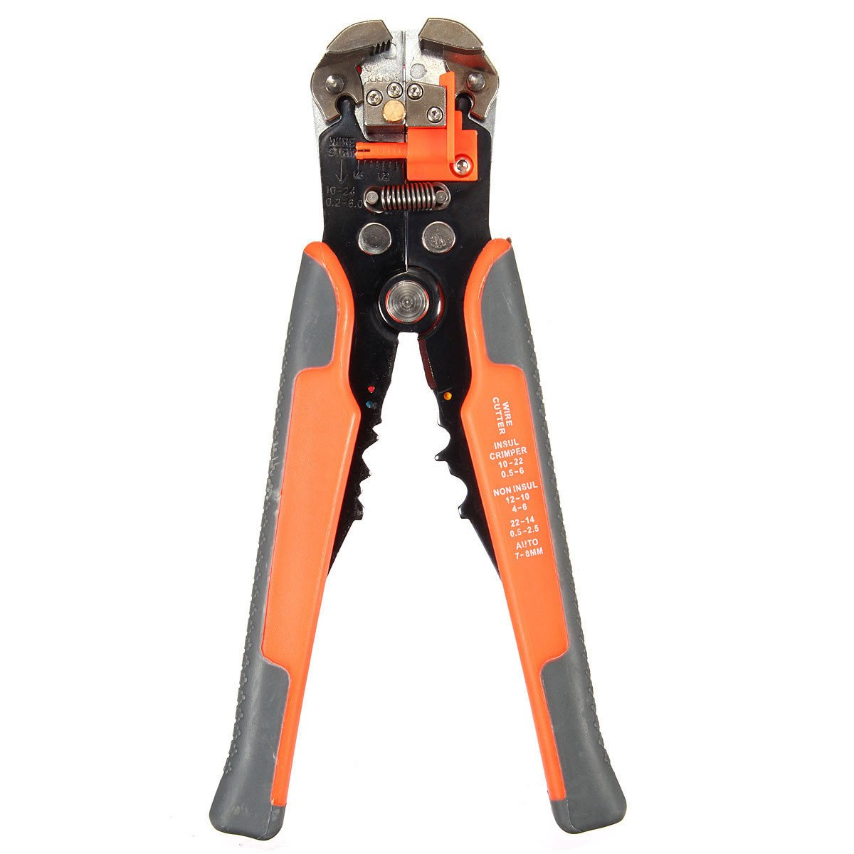 Agile-shop Professional Multifunction Automatic Wire Cutter Stripper Crimper Pliers Terminal Tool by Agile-shop (Image #3)