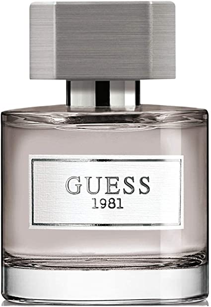 Perfume hombre Guess Man 1981 eau de toilette ML) 100ml