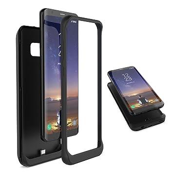 vemmore para Samsung Galaxy S8 Plus Funda Cargador, Galaxy ...
