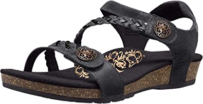 Jillian Quarter Strap Sandal