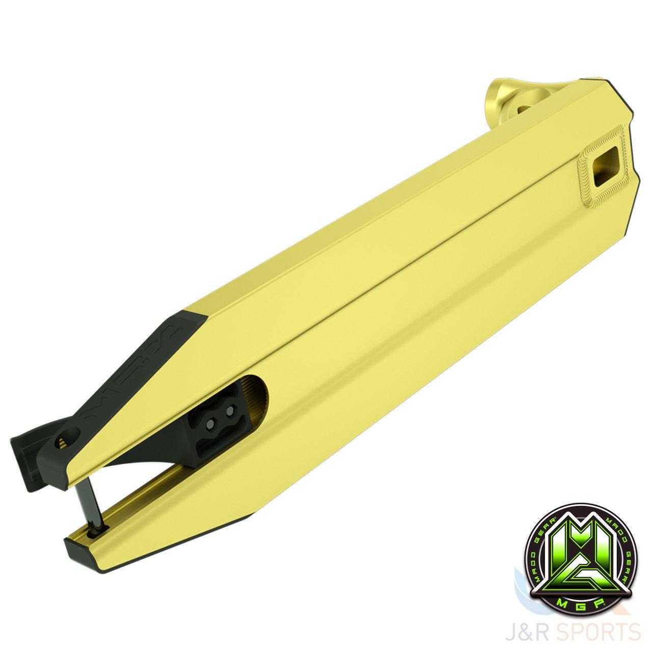 MGP VX8 Extreme Scooter Planche de longboard - Doré: Amazon ...
