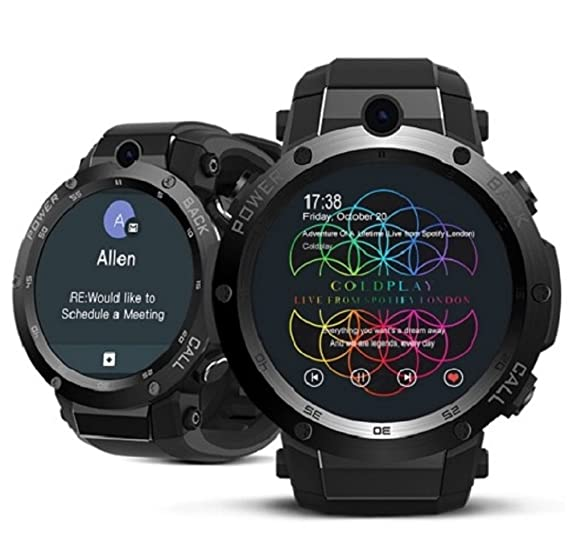 Reloj conectable Zeblaze Thor s 3 g WiFi Android 5.1 400 ...