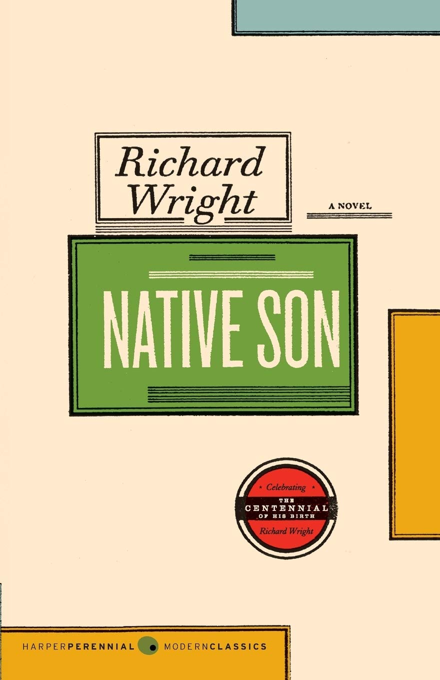 Amazoncom Native Son 9780061148507 Richard Wright Books