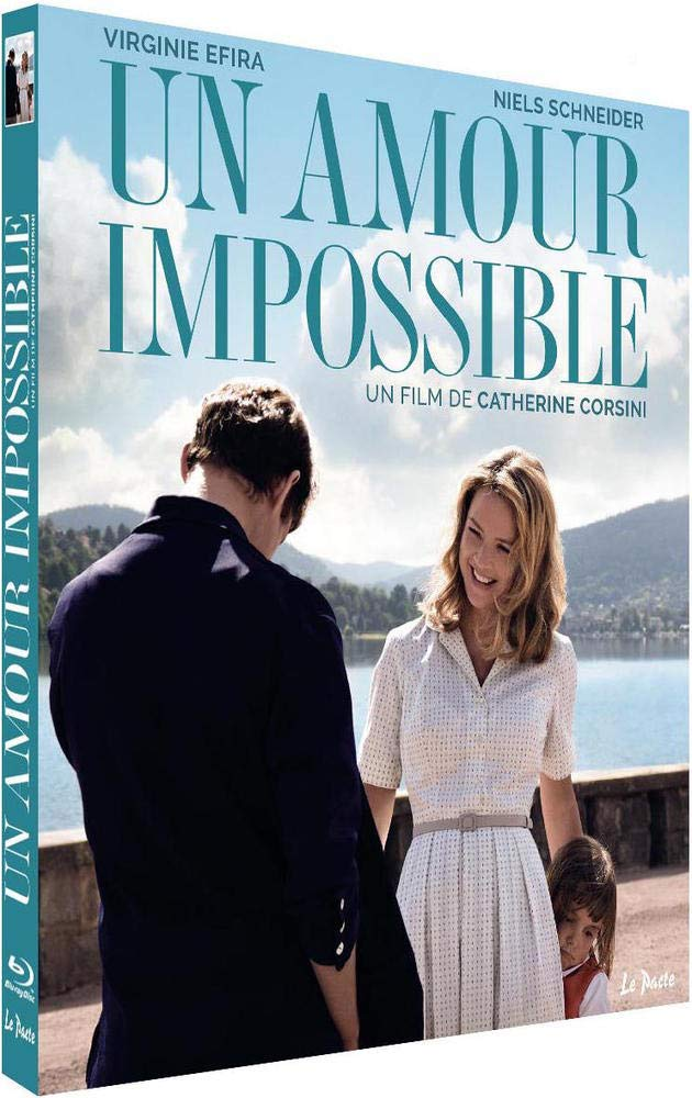 bluray du film Un amour impossible