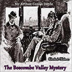Sherlock Holmes: The Boscombe Valley Mystery Audiobook