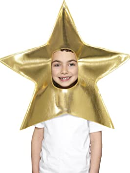 gurimo-tex Fete - Disfraz Accesorio De Estrella Estrella de ...