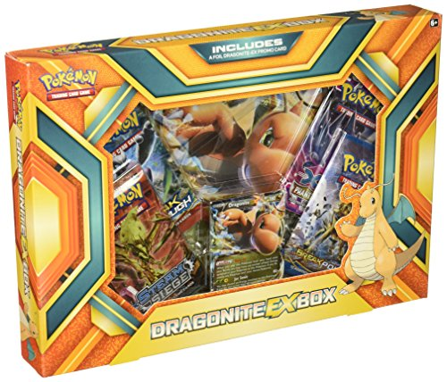 Pokemon Tcg DragoniteEx Box