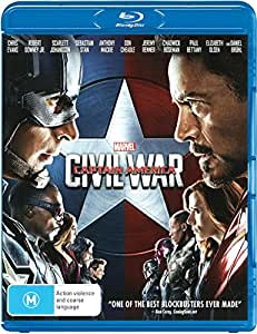 Captain America: Civil War (Blu-ray)