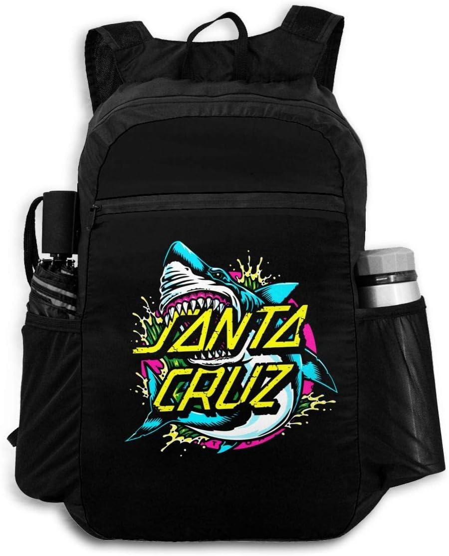 Santa Cruz Collapsible Skin Bag Man'Swomans Backpack