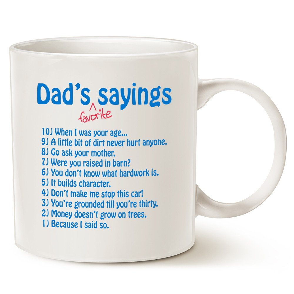Perfect gifts for father 39 s day Top 10 coffee mugs