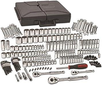 """Gearwrench 83000 68 piece Socket Set 1//4/""""/& 3//8/"""" SAE//Metric"""