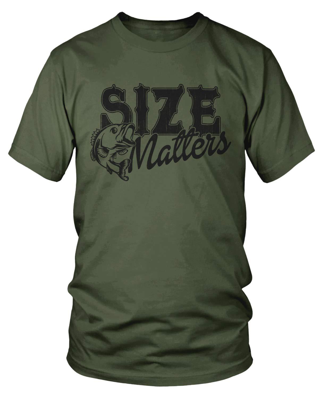 S Matters Fishing Tshirt