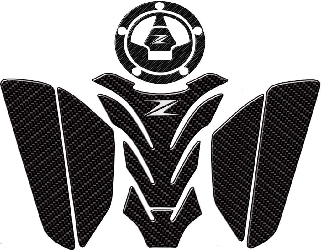 Tankdeckel Pad Aufkleber Tankpad Aufkleber Für Kawasaki Z750 Z800 Z1000 Auto