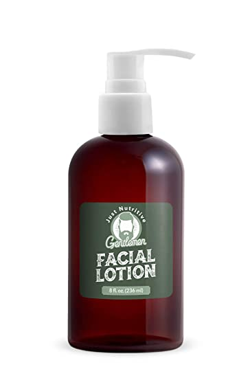 Best facial lotion for men accept. The