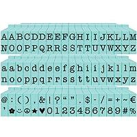 Small 108 Piece American Typewriter PEGZ Bundle