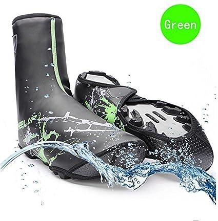Outdoor Waterproof Cycling Shoe Covers Warm Bicycle Bike shoes Rain Snow Thermal