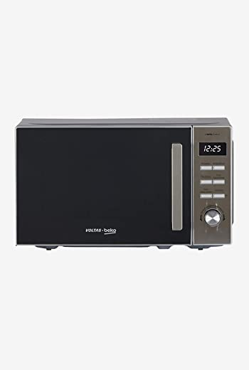 Voltas Beko 20 L Solo Microwave Oven (MS20SD, Inox)