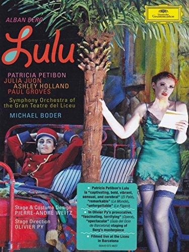 DVD : Patricia Petibon - Lulu [explicit Content] (2PC)