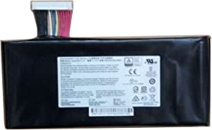 Dentsing 11.1V 83.25Wh BTY-L77 Battery for MSI GT72 2QD GT72S 6QF GT80 2QE Series