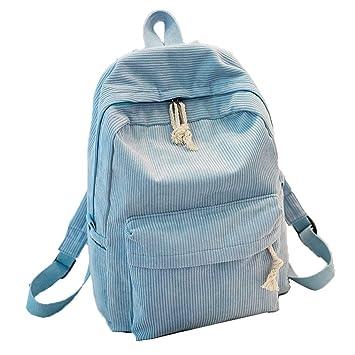 Tianba Simple Fashion Mochilas Grandes Estudiante Bolsas Mujer Clasicas Backpack Casual Transpirable Bolsa De Estudiante Al Aire Libre Mochila Diaria: ...