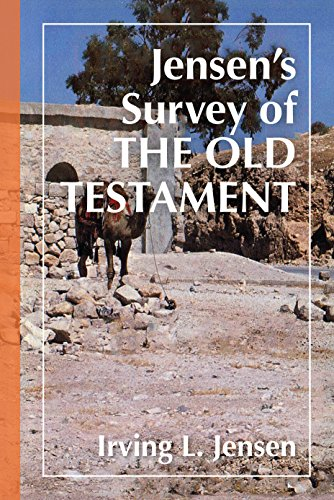 Jensen's Survey of the Old Testament: Search and Discover