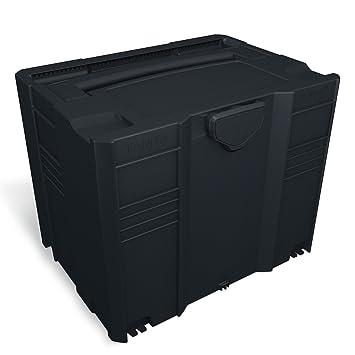 systainer® T-Loc II schwarz RAL 9004