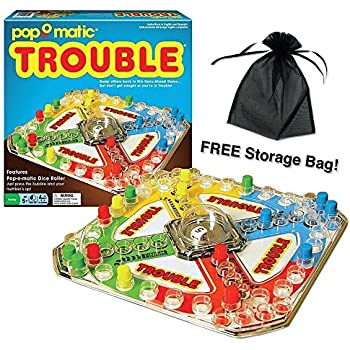Classic Trouble w/free storage bag
