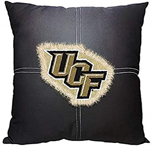 Officially Licensed MLB Decorative Letterman Pillow Soft /& Comfortable Throws /& Bedding 18 x 18