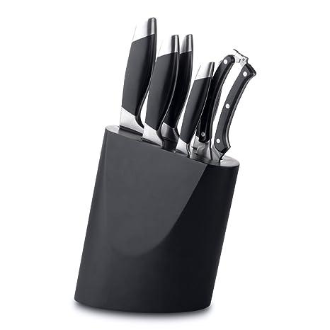 Amazon.com: Berghoff Geminis Bloque de cuchillos de 7 piezas ...