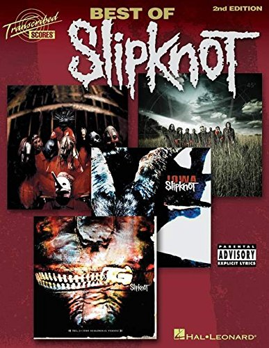Best Of Slipknot (Score) 2nd Edition (Transcribed Scores)