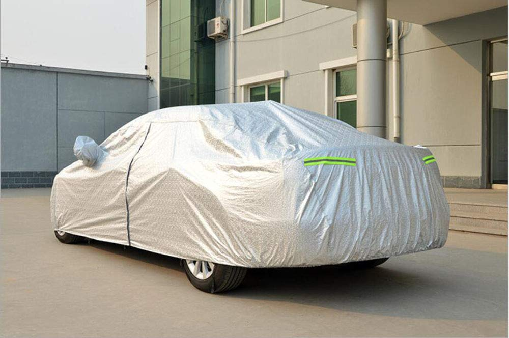 Autokleidung X3 UV protection,Gray,X1 X6 Car dust coverCar cover for BMW series; X1 X7,Car rainproof anti-dirty X4 X5