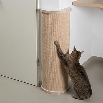 Rascador de esquina para gatos: Amazon.es: Productos para ...