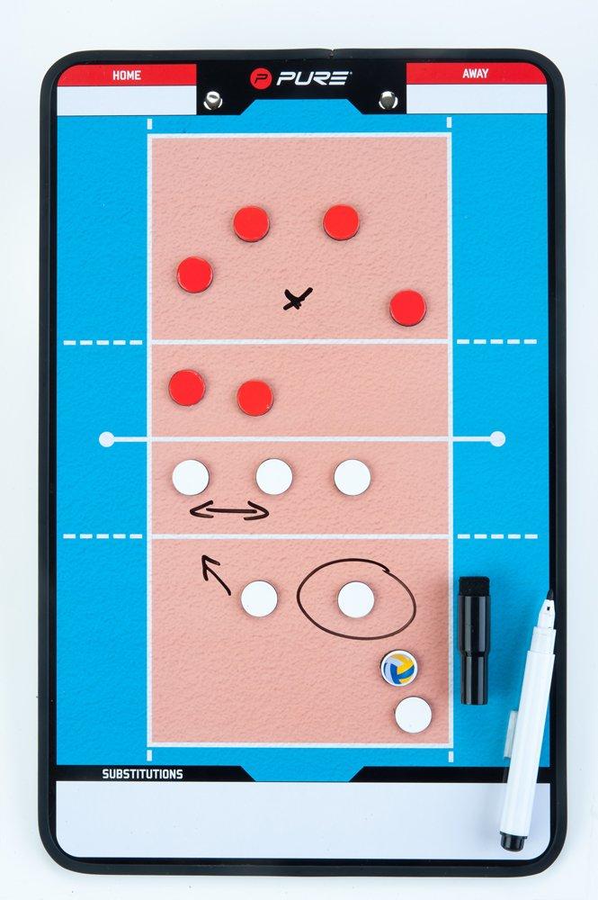 Pure2Improve, lavagna tattica da pallavolo, variabile e flessibile