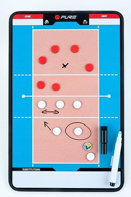 pure2i mprove Voleibol Pizarra Táctica | variable & Flexible