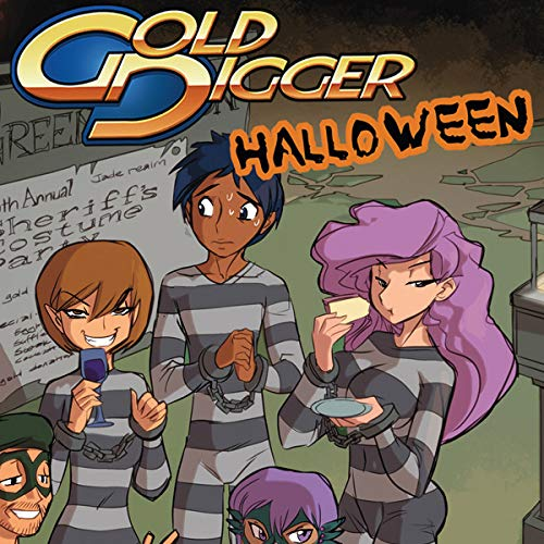 Gold Digger Halloween Special -