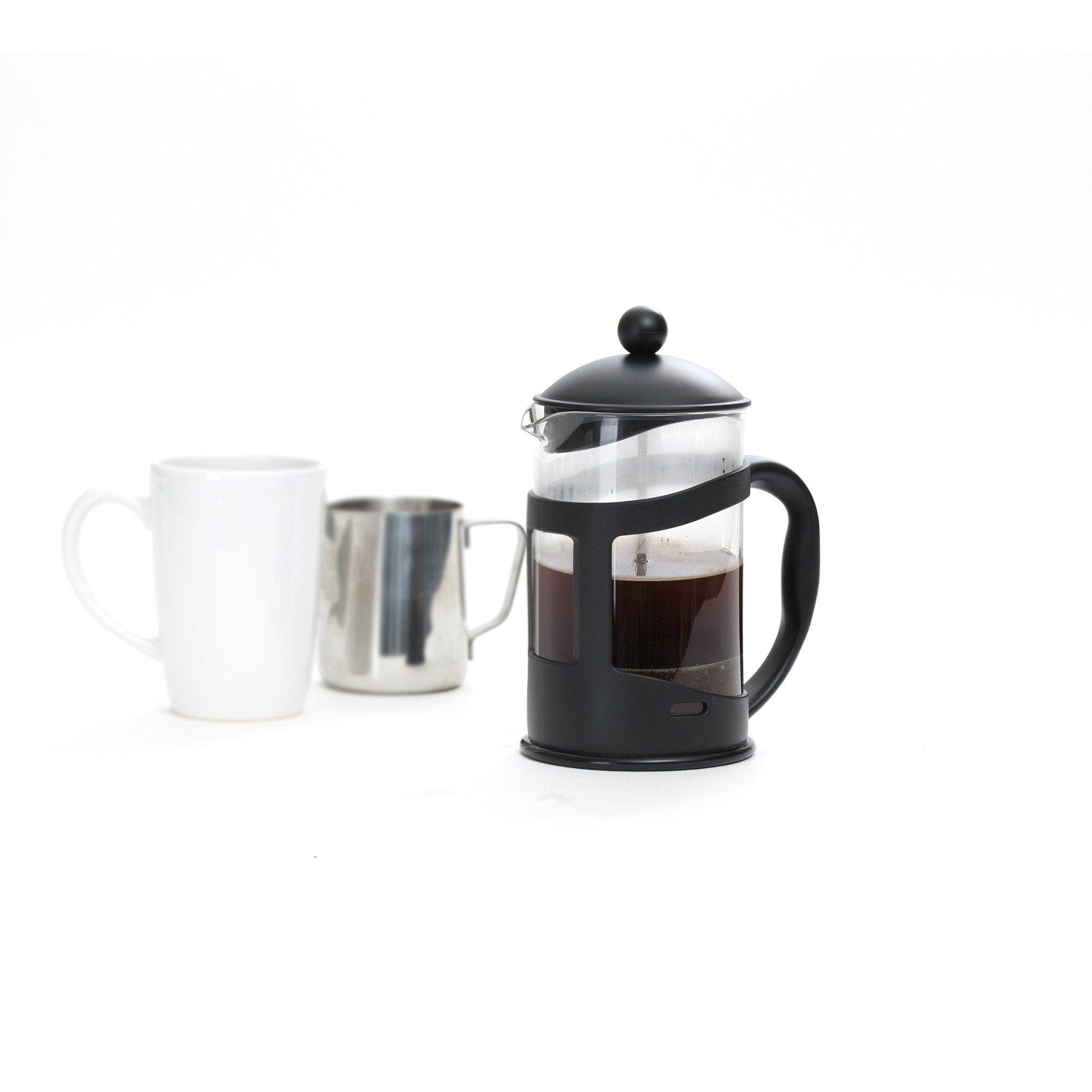 Mind Reader French Press Coffee & Tea Maker 27 oz, Glass by Mind Reader (Image #2)