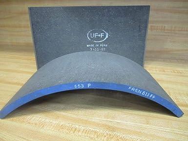 UF F FREN511FF Brake Shoe Lining 653P Pack Of 2 Amazon Industrial Scientific