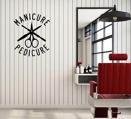 Attrezzi Per Decorare Pareti.Ndsljslqt Adesivo Murale Attrezzi Per Manicure Adesivi Per